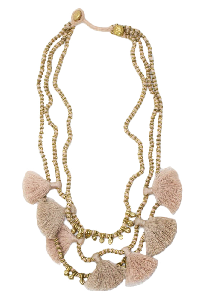 Luna Necklace | Sand - Aspiga
