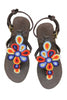 Sereni Ankle Strap Sandals | Multi
