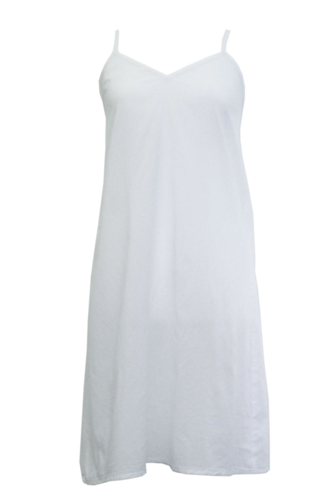 Basic Cami Slip | White