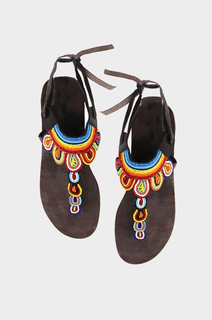 Likoni Sandals | Multi - Aspiga