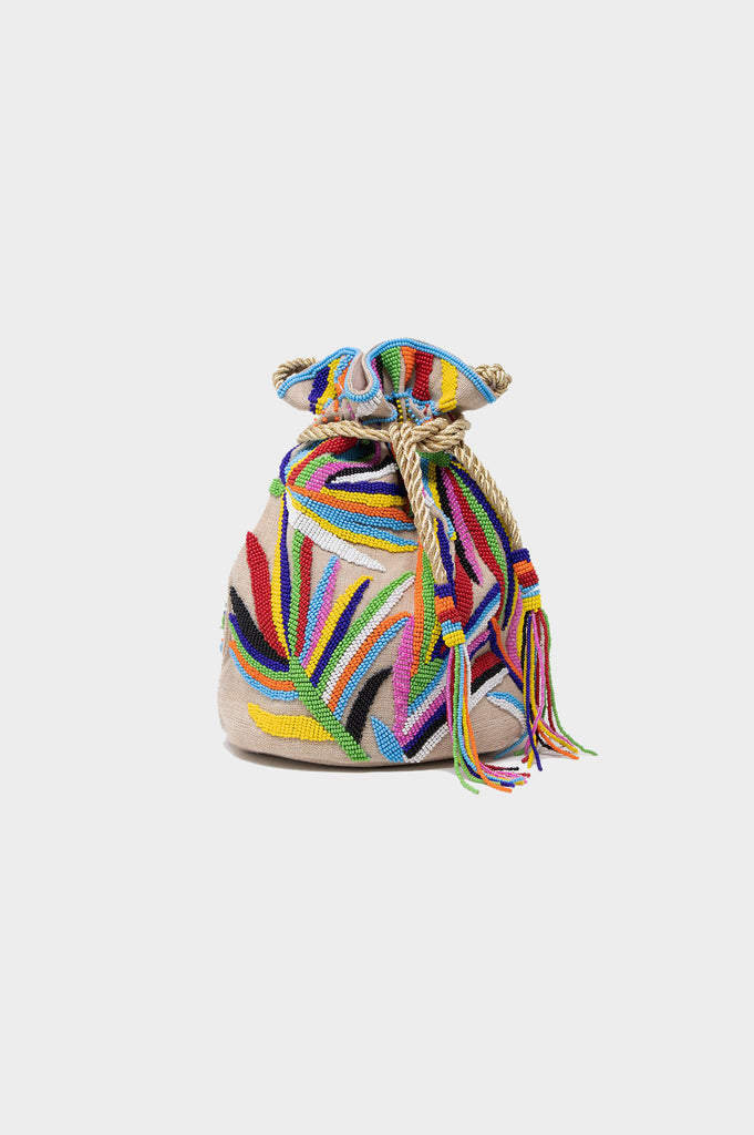 Tropical Pouch Bag | Multi
