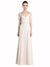 Affordable Long Chiffon A-Line Spaghetti Straps Off the Shoulder Sleeveless Bridesmaid Dress Iona