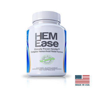 Hem-Ease Hemorrhoid Support Supplement