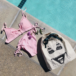 Bikini Bag Triangle- حقيبة البيكيني