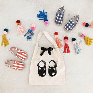 Baby Shoe Bag, Baby travel bag