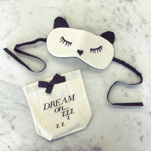 Sleeping Mask with Case - Cute Sleeping Mask