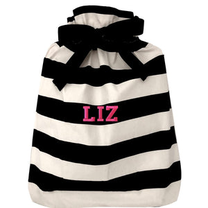 Gift bag Striped Large