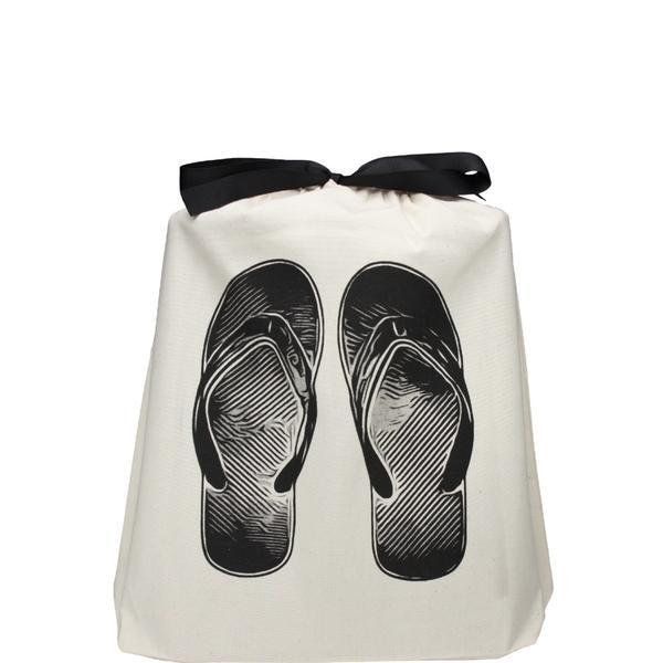 Flip Flops - Beach Shoes Organizing Bag