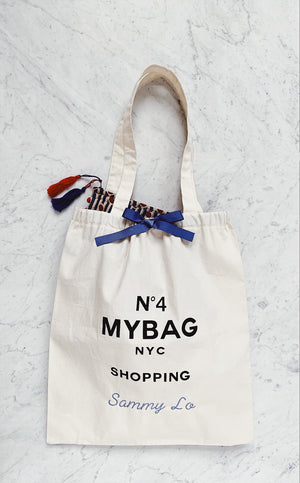 My Shopping Tote - حقيبة تسوقي