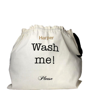 Large Wash Me Laundry Bag - كيس الغسيل لارج