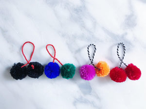Pom Pom Mini - Personalize your smaller cases and bags