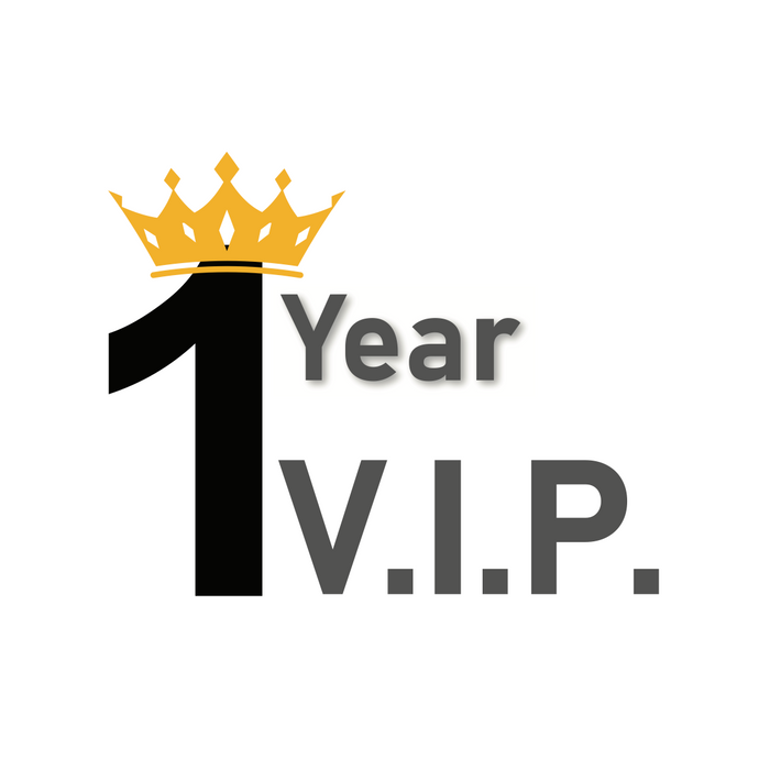 1 Year VIP Subscription (iOS, macOS, and Windows)