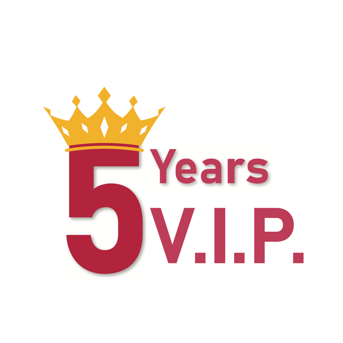 5 Year VIP Subscription (iOS, macOS, and Windows)