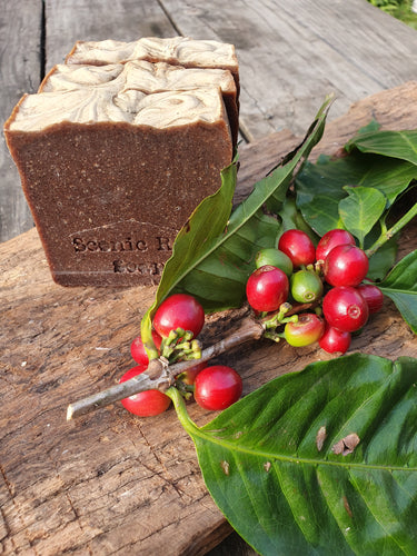 Scenic Rim Soap ~ Coffee