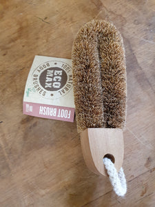 Foot brush