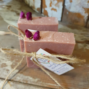 Soap ~ Pretty in Pink