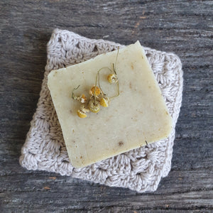Soap ~ Chamomile buttons