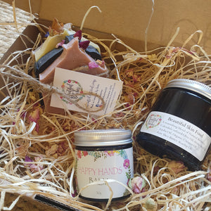 Gift set ~ small pamper pack