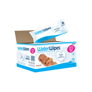 WATERWIPES 9X60 TOALHITAS