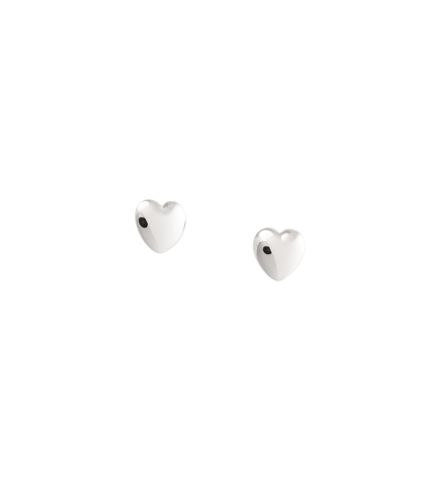 Tiny Heart Stud