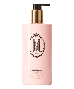 Marshmallow Hand & Body Milk 500mls