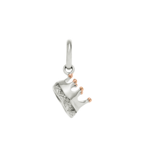 Load image into Gallery viewer, Little Kirstin Ash Crown Charm