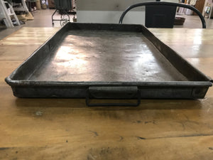 Metal Tray