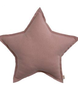 Star Cushion - Pink