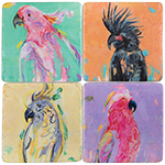 Load image into Gallery viewer, Coasters set of 4