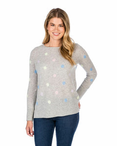 Cashmere Dotty Jumper