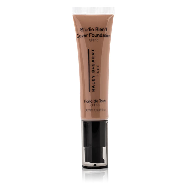 Studio Blend Foundation Shade #129 - Haley Bogaert Face