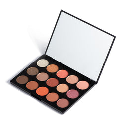 Large Eye Shadow Palette - Haley Bogaert Face