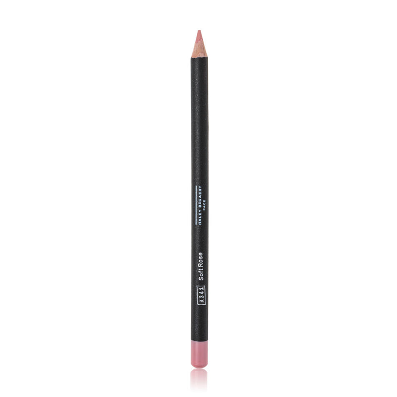 Soft Rose Lip Pencil - Haley Bogaert Face