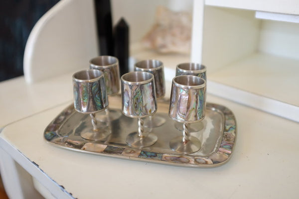 Abalone Shot set