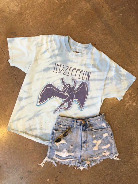 Vtg Led Zeppelin T-shirt