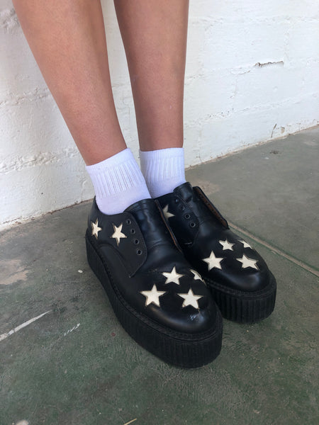 Star Girl Platforms