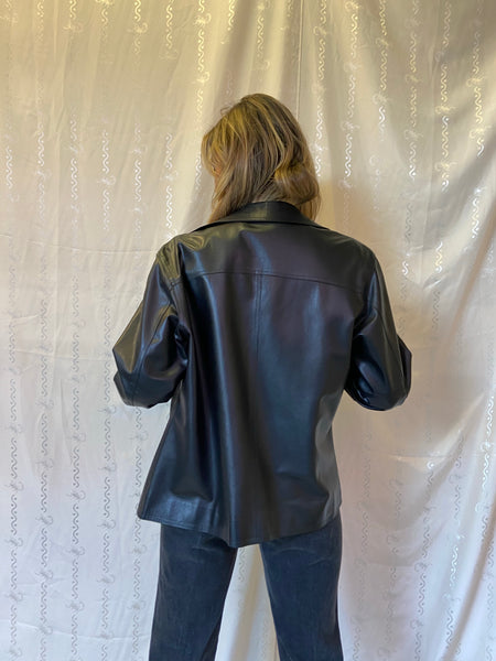 Softest Leather Jacket