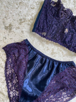 GoldLabel Vintage VS Lingerie set 34B