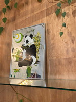 Hungry Panda 70's Vibes Mirror Art