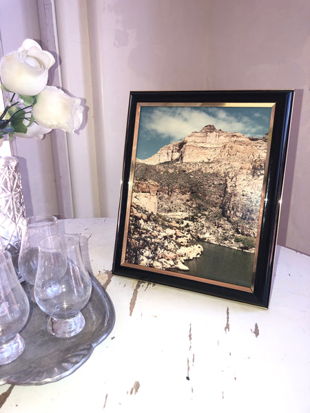 Rocky Ridge Framed Print