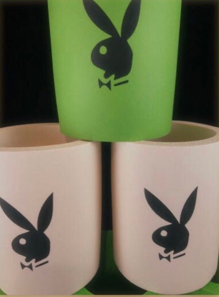 Playboy Foam Beer Koozie