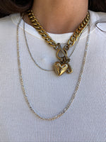 Vintage Juicy Gold Chain