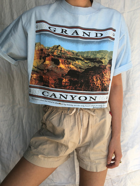 Grand Canyon Crop Tee