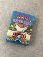 Club Camel Playing Cards 1992