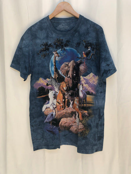 1999 Animals of the World Tee