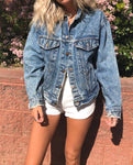 The Blues Denim Jacket