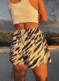 Zebra Shorties