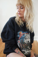 Native Wolf Sweatshirt