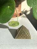Pyramid Paper Weight