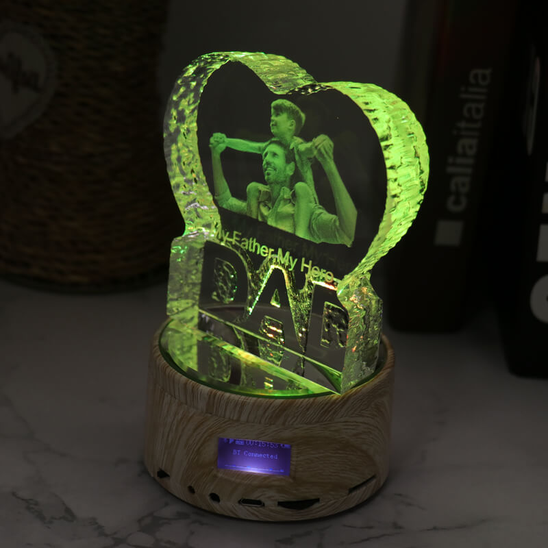 Bluetooth - Colorful music lights DAD